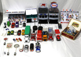 CARRERA ACCESSORIES AND TOY CAR COLLECTION LOT