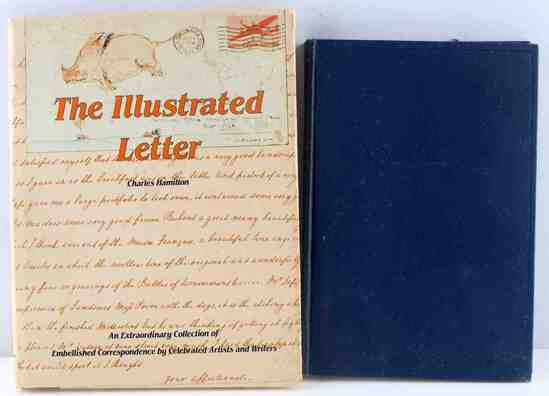 1936 HISTORY OF FREE FRANKING & ILLUSTRATED LETTER