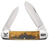 CASE UNITED STATES NAVY CANOE KNIFE 17720