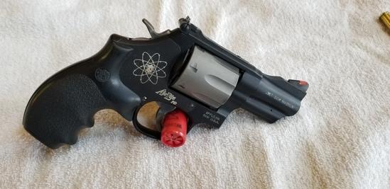 """S&W 386-PD 357 Magnum, 2""""  .357 Mag"""