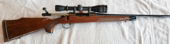 Remington 700 BDL, 30-06 (scoped) Custom