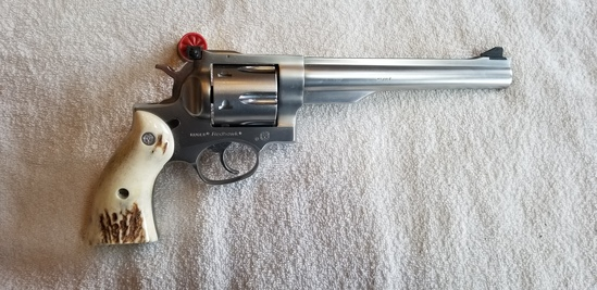 """Ruger Redhawk 45 Colt, 6"""""""