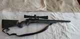 Baity Custom Remington 700 Rifle 308 Scoped