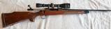 Remington 700 BDL, 30-06 (scoped) Custom