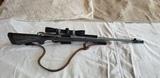 Ruger Gunsight Scout (scoped)