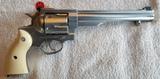 Ruger Redhawk 357 Magnum, 6