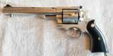 Ruger Redhawk 41 Magnum, 6