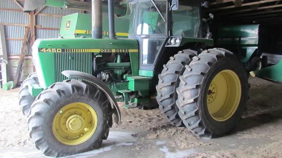 James Osborn Farm Auction
