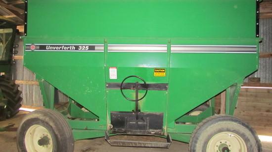 Unverferth 325 Gravity Box