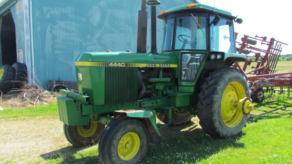 Clark Farm Auction