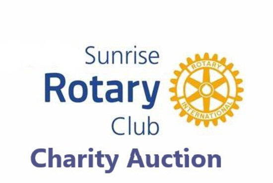 Sunrise Sebring, FL. Rotary Charity Auction