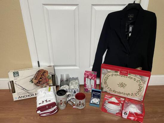 Assorted Christmas & Misc Goods