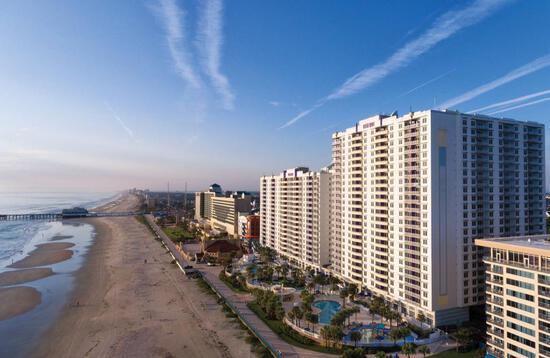 Club Wyndham Ocean Walk Resort 9 Night 10 day stay
