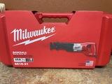 Milwaukee Electric Sawzall Recip Saw Kit