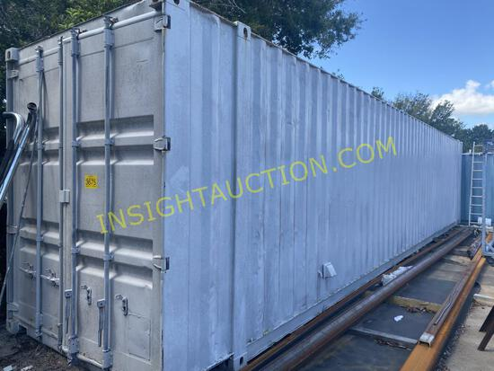 45FT HIGH CUBE STORAGE CONTAINER
