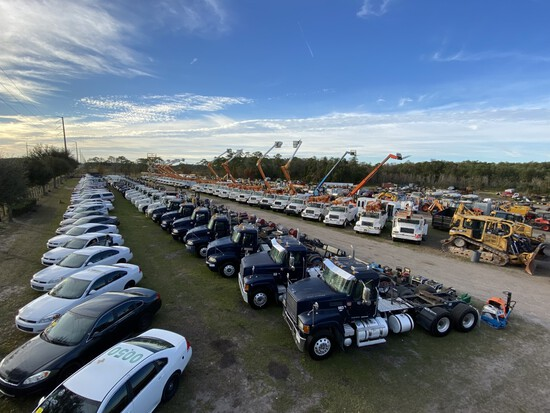 R1- GOVERNMENT SURPLUS AND CONSIGNMENT AUCTION