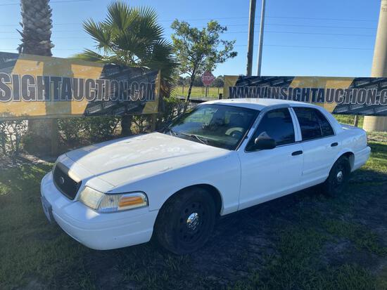 2008 Ford Crown Vic W/t R/k