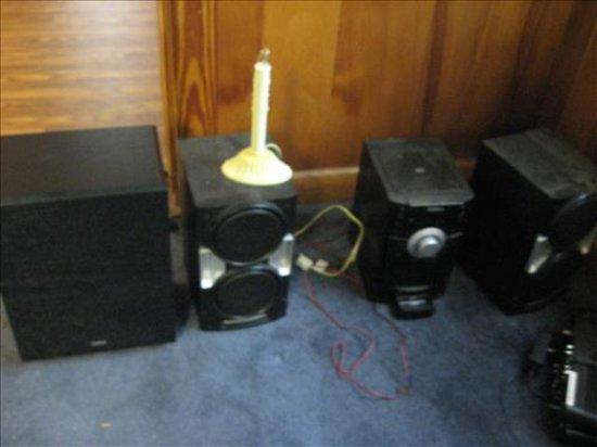 Sylvania imode CD Player Computer & Montator