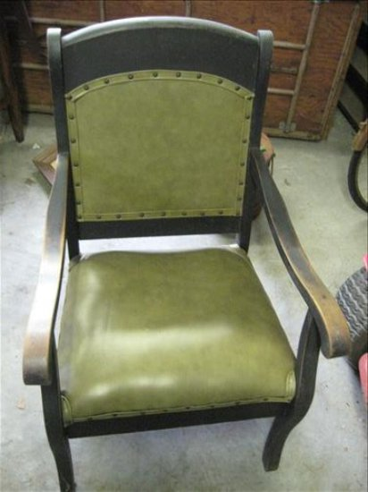 Chair Leather Covering
