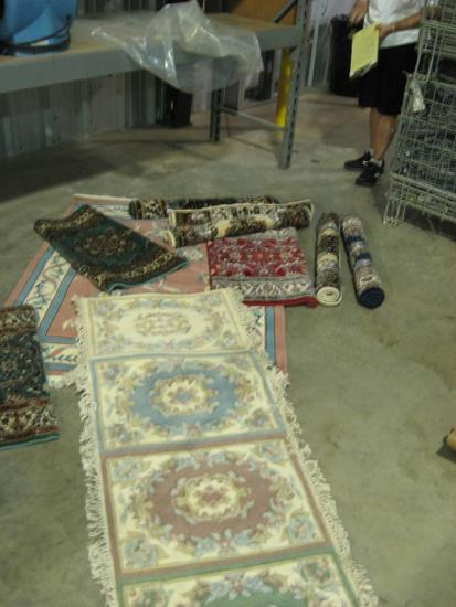 Oriental Rugs-10 various sizes/styles-Brand new