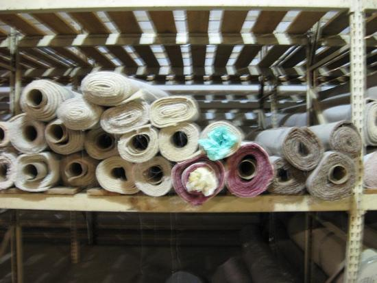 Rolls of Carpet-(Shaw & Mohawk)-different sizes/styles~24 rolls