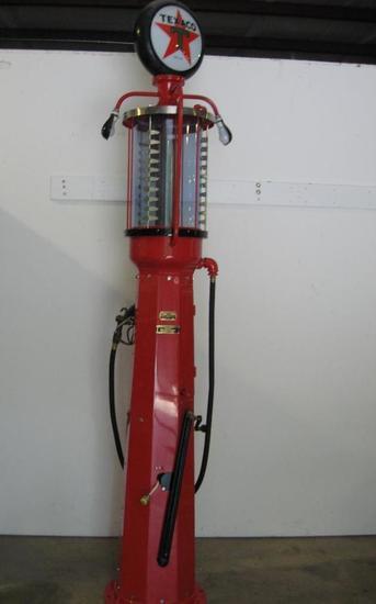 Texaco vintage gas pump Model 71