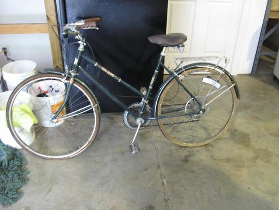 Ladies Free Spirit bike