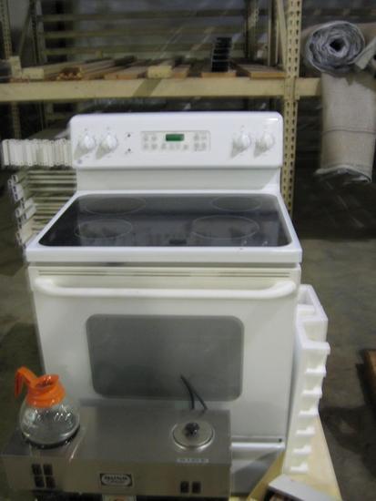 GE TruTemp Oven