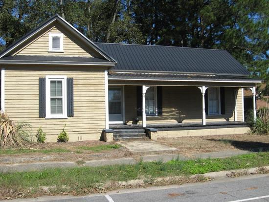 103 & 103 B W. Main St., Fremont, NC