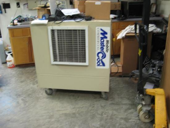 Mobile Master Cool Commercial Evaporative Aire Cooler-Model MMB16A