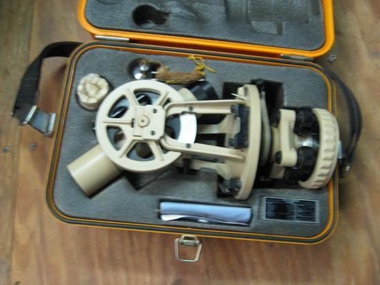 Transit-Gurley-Model BD-7F-designed for measuring