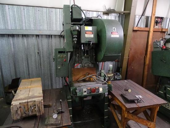 "Rousselle 2"" Stroke Punch Press"