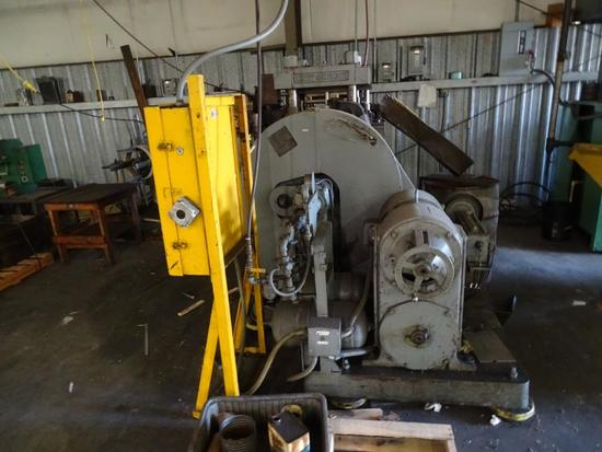 Henry & Wright 60-ton Punch Press