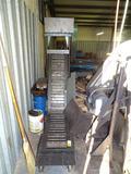 All Metal, Electrical Conveyor
