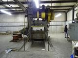 Bliss 150-ton Press, S2-150-60-30, with weights