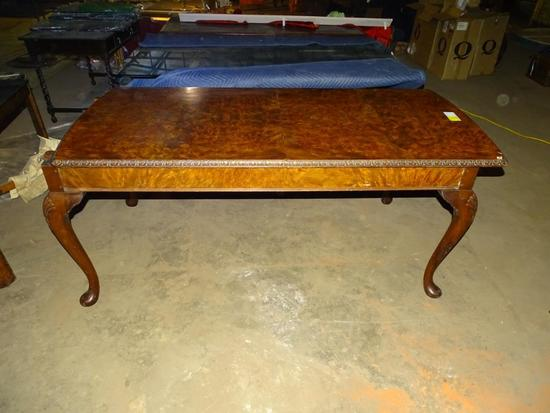 "Antique Table-72"" long, 33' wide, 30"" high"