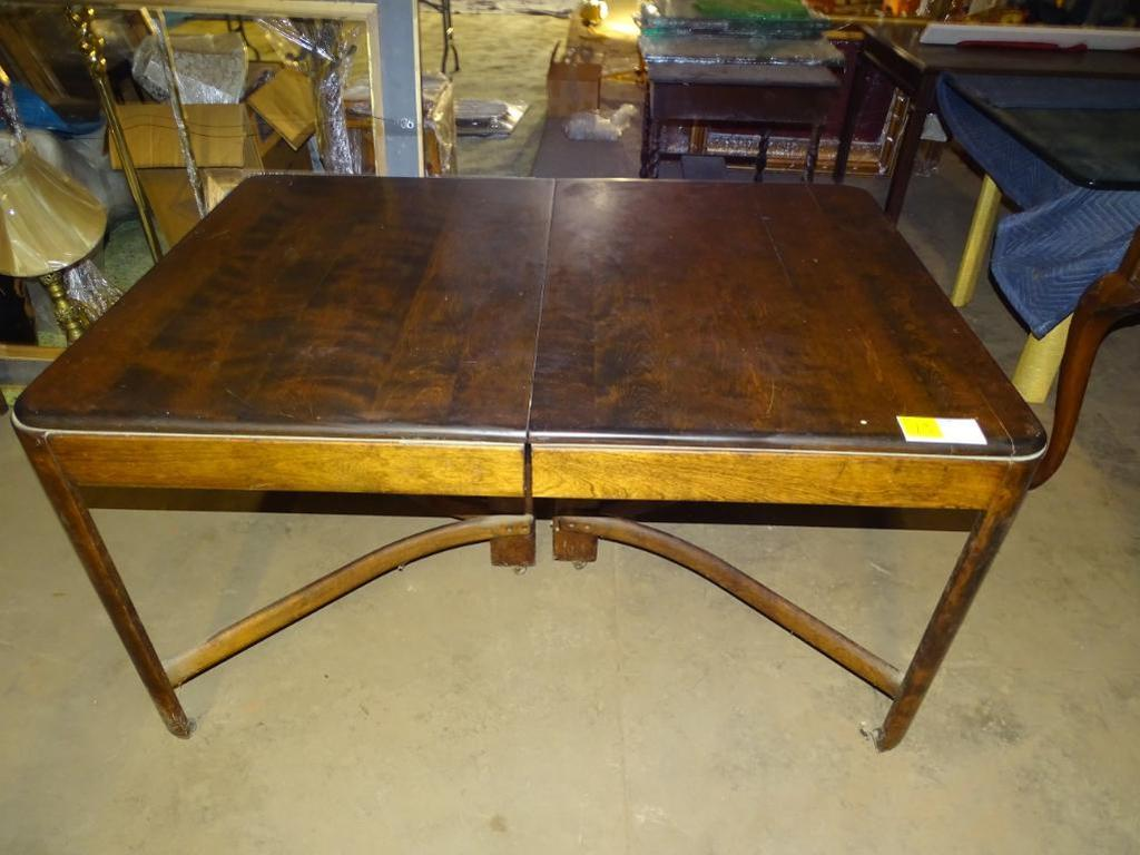 "Antique Table-38"" wide, 55"" long, 31"" tall"