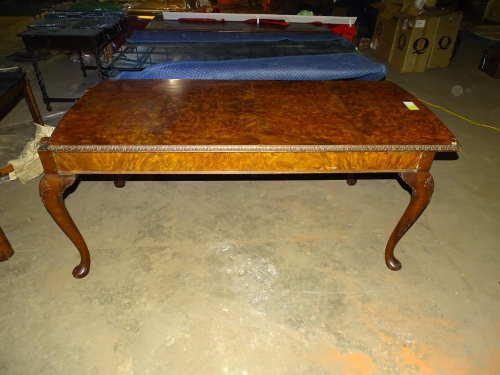 """Antique Table-72"""" long, 33' wide, 30"""" high"""