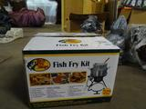 Fish Fry Kit-still in box, never used.
