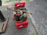 Acetylene torches-2