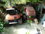 Riding Mowers-2-Honda and Simplicity