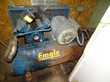 Air Compressor-Emglo Model LC Serial #