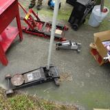 Hydraulic Floor Jack-3 ton
