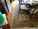 Oriental Rug-12' x 9'-Hand Knotted-made in India. Suprima Collection. 100% Virgin wool pile