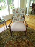 Upholstered side chair-45
