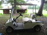 Club Car - power Drive System 48 - needs charger & batteries and only a little clean-up! Kept in