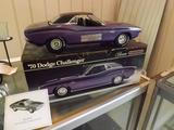 '70 Dodge Challenger Jim Beam Decanter;