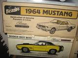 1964 Ford Mustang-Jim Beam decanter