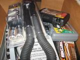 Snake light, draft light, socket set, drop lights