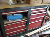 Craftsman work bench w/drawers. Does NOT include tools. 34